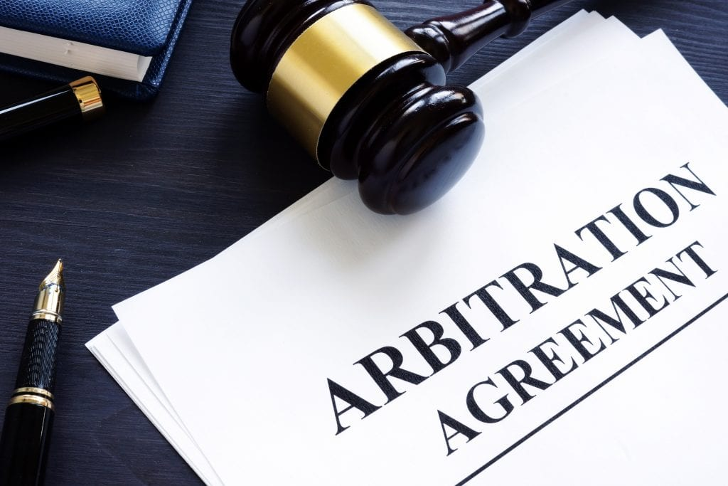 Attorney Arbitration Agreement