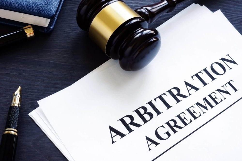 Attorney Arbitration Agreement