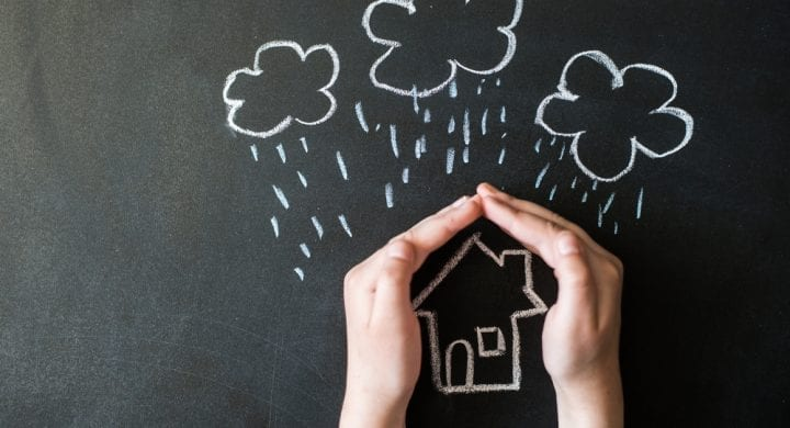 Home protection against hurricane damages